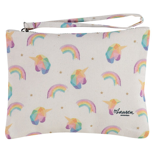 unicorn addict clutch