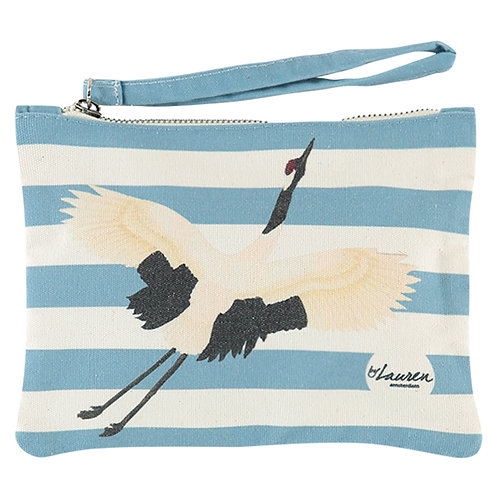 fly to paradise clutch