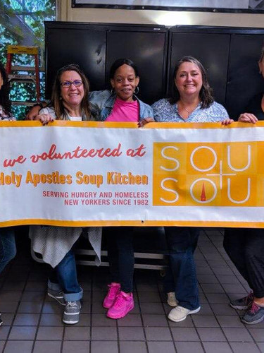 Holy Apostles Soup Kitchen, NYC