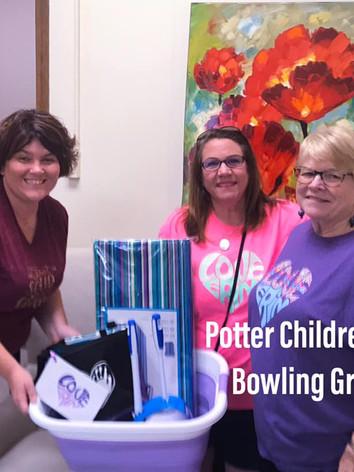 Potter Chidren's Home, Bowling Green, KY