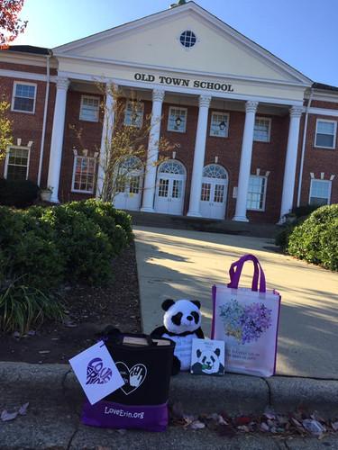 Old Town Elementary, Winston-Salem, NC