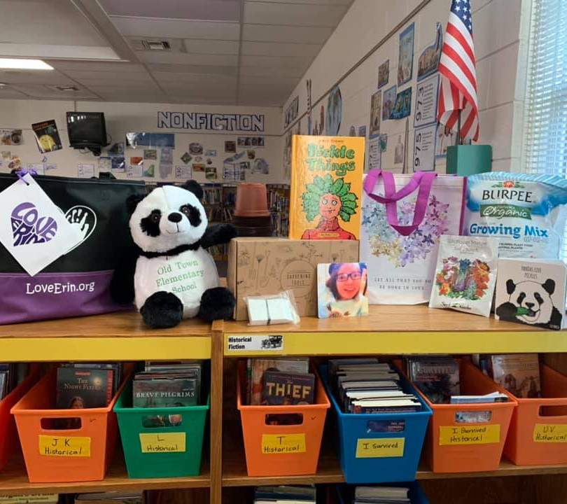 Old Town Elementary Library
