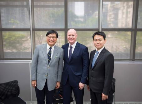 台灣在中美衝突中的新角色座談會