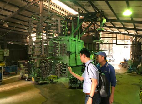 在地連結:拜訪台中精密工業-脫蠟鑄造工廠