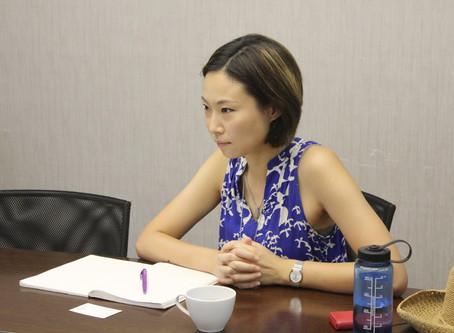 外交合作計畫:訪談美國加州州立大學教授Lee Young-Im
