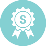 price-and-promotion-srategy-icon-in-circ