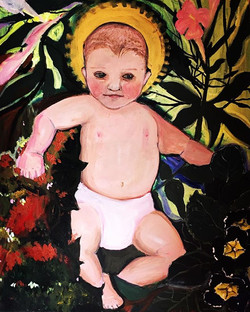 Baby boy #divinity #life #love #art #art