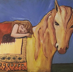 Protector #art #artist #painting #dream