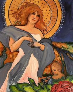 Goddess of Baby Food