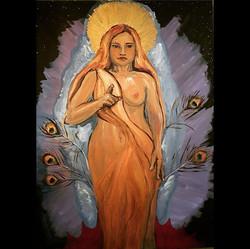 Find your power goddess #artistsoninstag