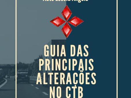 O que muda no C.T.B.(Código de trânsito brasileiro.)a partir de 12/04/2021?