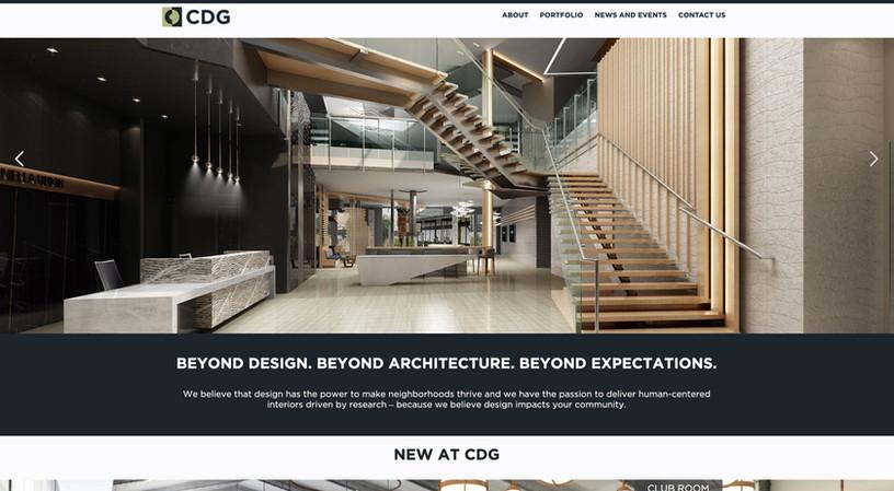 CDG site