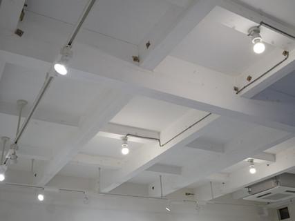 天井、照明システム / Ceiling, lighting system
