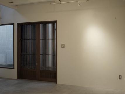 入口内観、壁#1 / Entrance Interior, Wall # 1