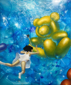 Diary of Dreams: Fight with Balloons