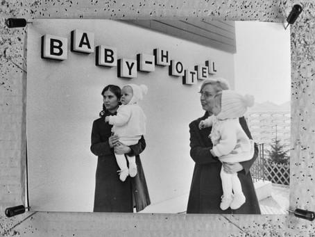 Babyhotels - eine Auszeit für Mutter und Baby