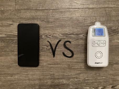 Handy oder Babyphone - Was ist möglichst strahlungsarm?