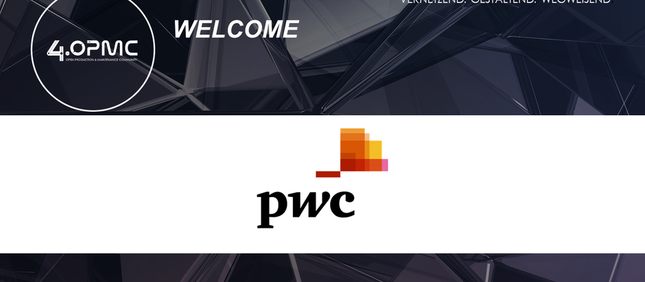 Die PricewaterhouseCoopers (PwC) GmbH ist ab dem 01.08.2019 neues 4OPMC-Mitglied!