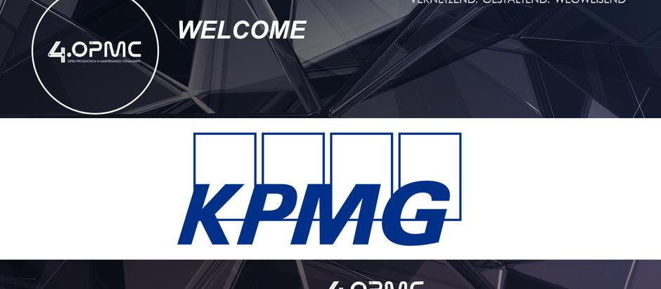 KPMG International ist seit dem 01.09.2019 neues 4OPMC-Mitglied!