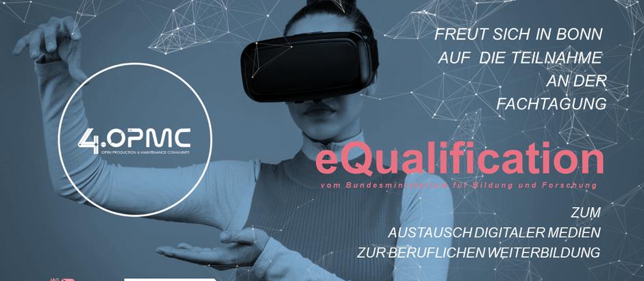 """""""eQualification"""" vom Bundesministerium für Bildung und Forschung - Virtuelle Trainings sind dabei!"""