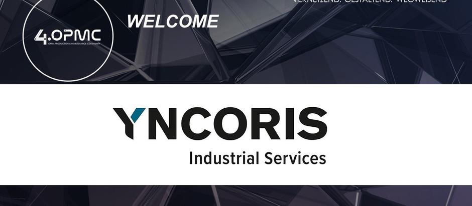 YNCORIS GmbH & Co. KG ist seit dem  1. Februar 2020 Mitglied im Verein!