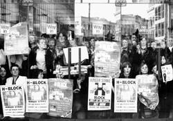 Belfast '81. Primark Occupation