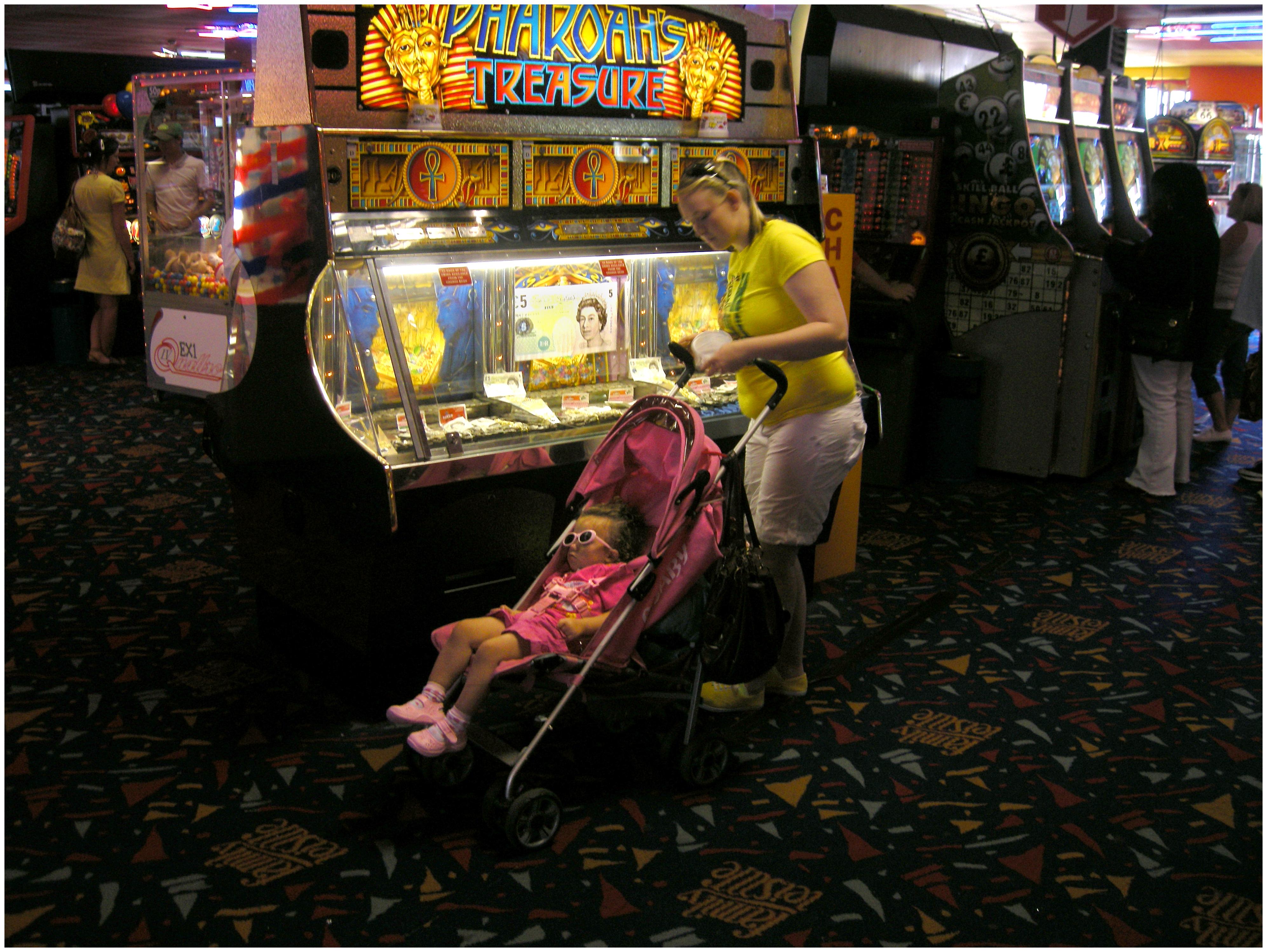 Blackpool Golden Mile 2004