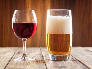 Bebida que mistura cerveja e vinho é combinação para indecisos