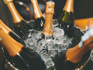 O champanhe ou a champanhe, qual é o certo?