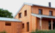 Maison Ossature Bois, Labricoop