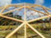 Dôme géodésique, POC 21