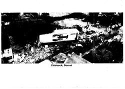 HGV crash