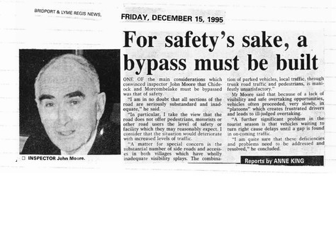 Myth busters! What the 1994 Public Inquiry actually said and other relevant documents - still releva