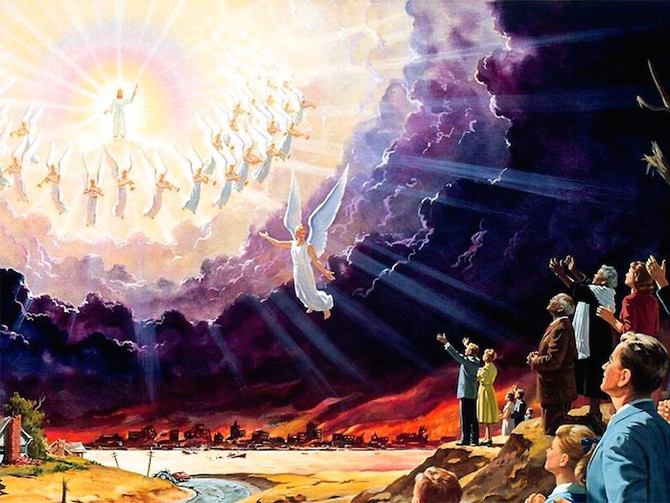 再臨の目的 What Is the Reason for the Second Coming?