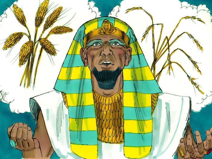 ヨセフの昇進 From Slave to Prime Minister