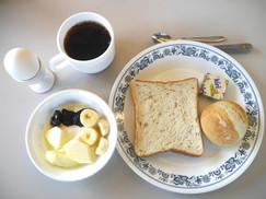 浦安国際キリスト教会・リトリート第二日目朝食