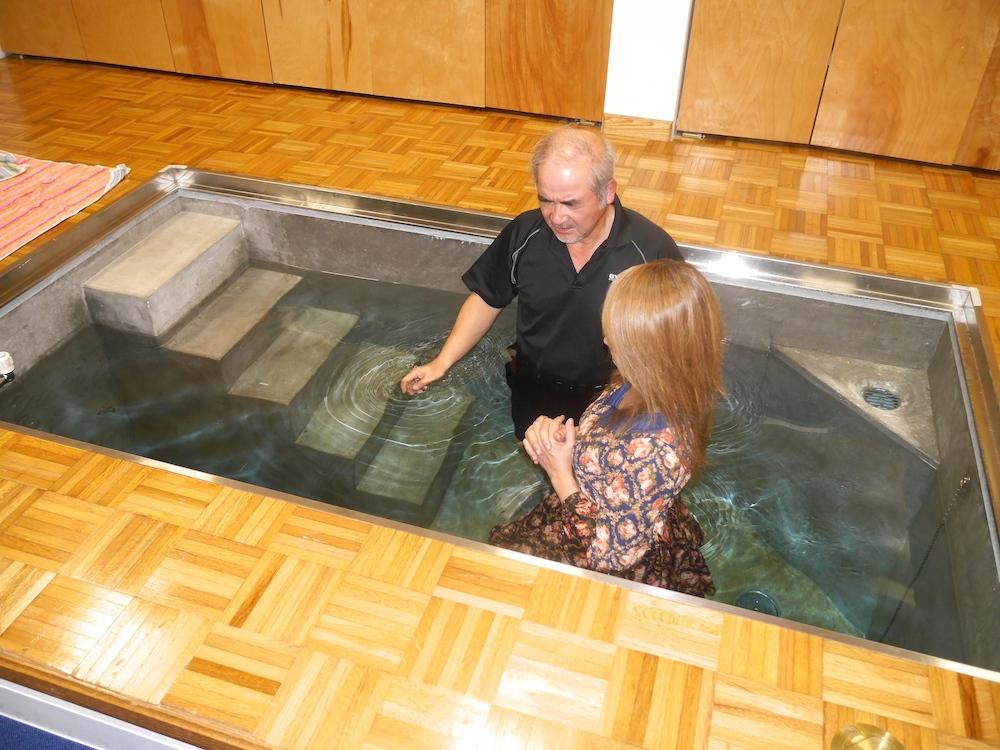 洗礼式—OMFインターナショナル