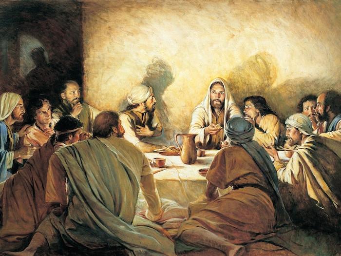 イエス・キリスト時代の食事の仕方