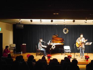 横山大輔&和子〜浦安国際キリスト教会クリスマスコンサート