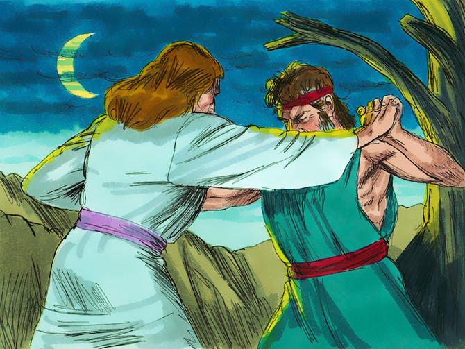 「避けどころとなる神」ヤコブ2 God Our Refuge
