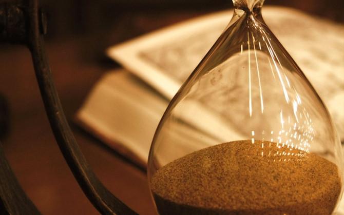 砂時計 Hourglass