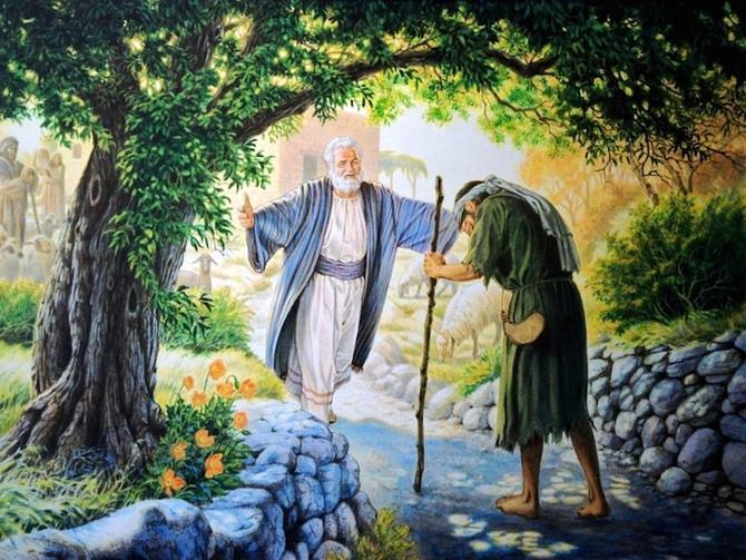 失われた息子 The Parable of the Lost Son