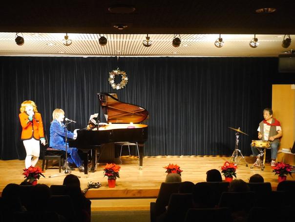安西七子オリジナル賛美歌〜浦安国際キリスト教会クリスマスコンサート