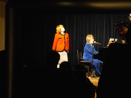 安西七子オリジナルクリスマスソング〜浦安国際キリスト教会クリスマスコンサート