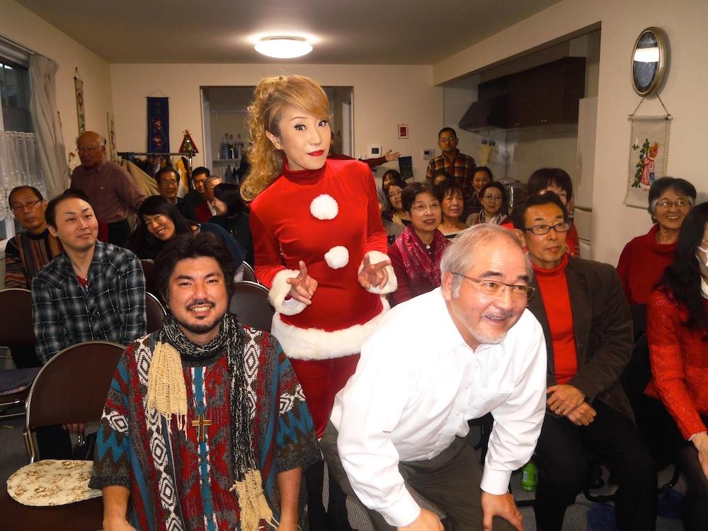 横山大輔さんとクリスマスコンサート