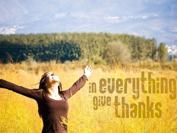 「感謝の祈り」主の祈り〈1〉The Prayer of Praise
