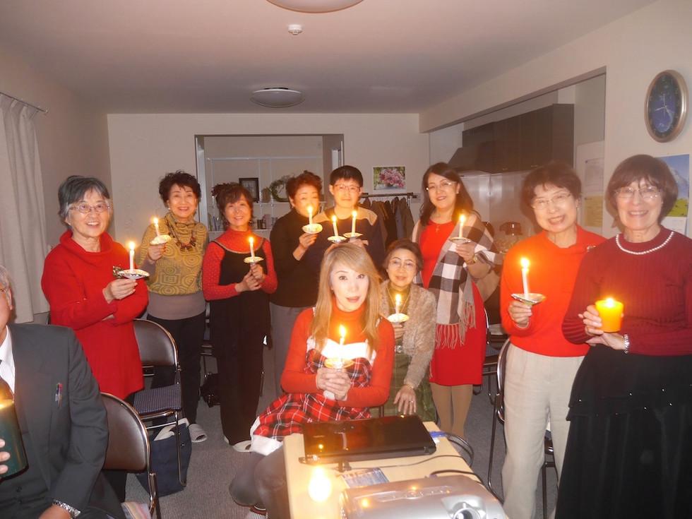 浦安国際キリスト教会クリスマスキャロル