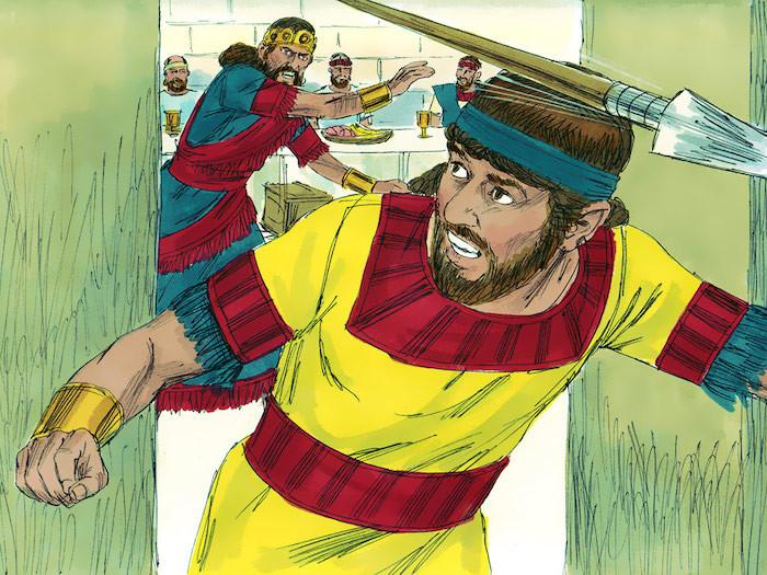 信仰の勇者ヨナタン Man of Faith, Jonathon