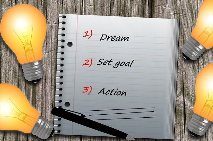 目標の設定 Setting Goals