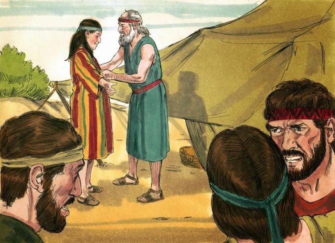 ヨセフの試練 Joseph's Trials